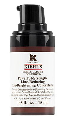 Kiehl's Powerful Line Reducing Vitamin C Serum and Eye Care