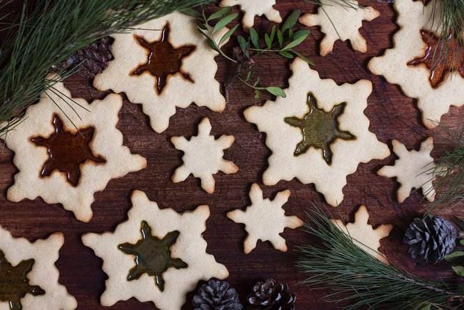 Galletas de cristal con Thermomix