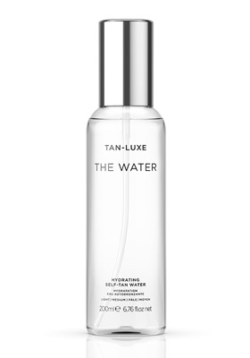 The Water de Tan-Luxe