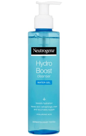 Hydro Boost Hydrating Gel Cleanser de Neutrogena