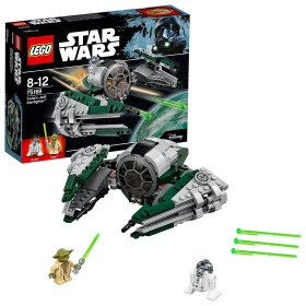 LEGO Star Wars - Jedi Starfighter de Yoda