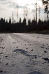Footprint - Stopa