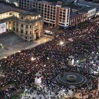 """""""Ni Una Menos"""" en Perú. Las Mujeres Defendiendo su Derecho a No Ser Maltratadas"""