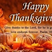 Feliz Día de Acción de Gracias les Desea El Latino Américano Magazine
