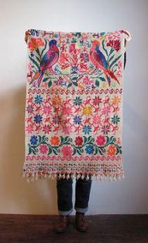 Mexikanischer Teppich |7 STEPS: Die perfekte Mexikanische Dekoration