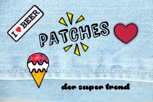 PATCHES Trend Denim