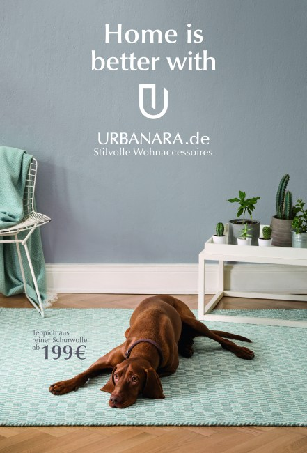 URBANARA Home is better with you #homeisbetterwithyou
