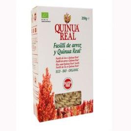 Fusilli de arroz y Quinua Real