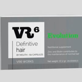 Cápsulas VR6 Definitive