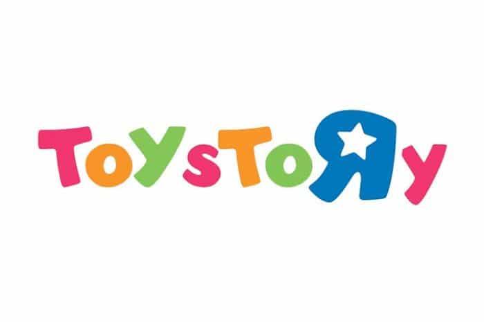 películas de Disney representadas por Logos toystory