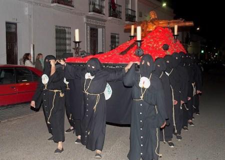 Cristo de la Luz Semana Santa de Villafranca de los Barros