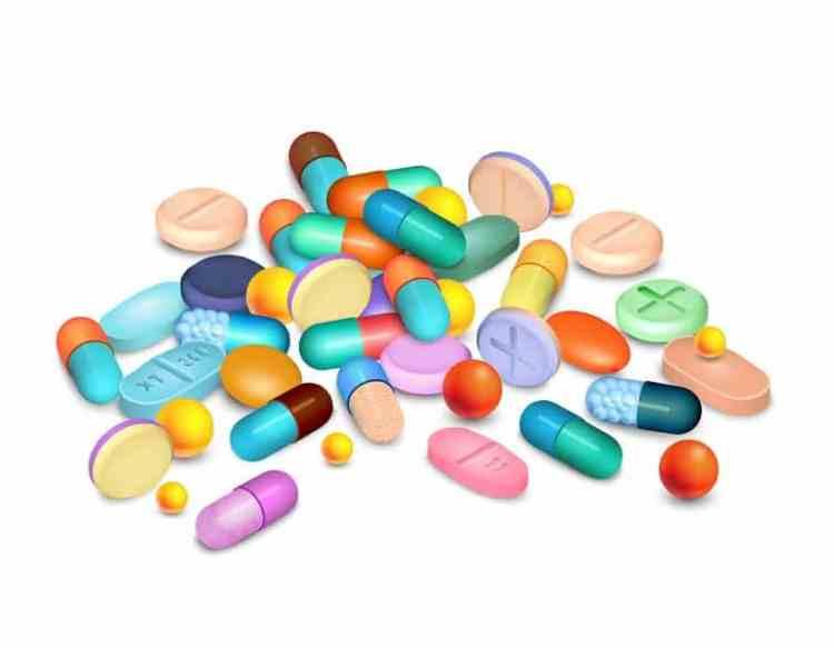 4 tipos de pastillas para emborracharte