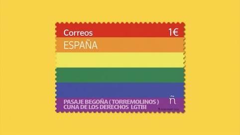 sello LGTBI de Correos