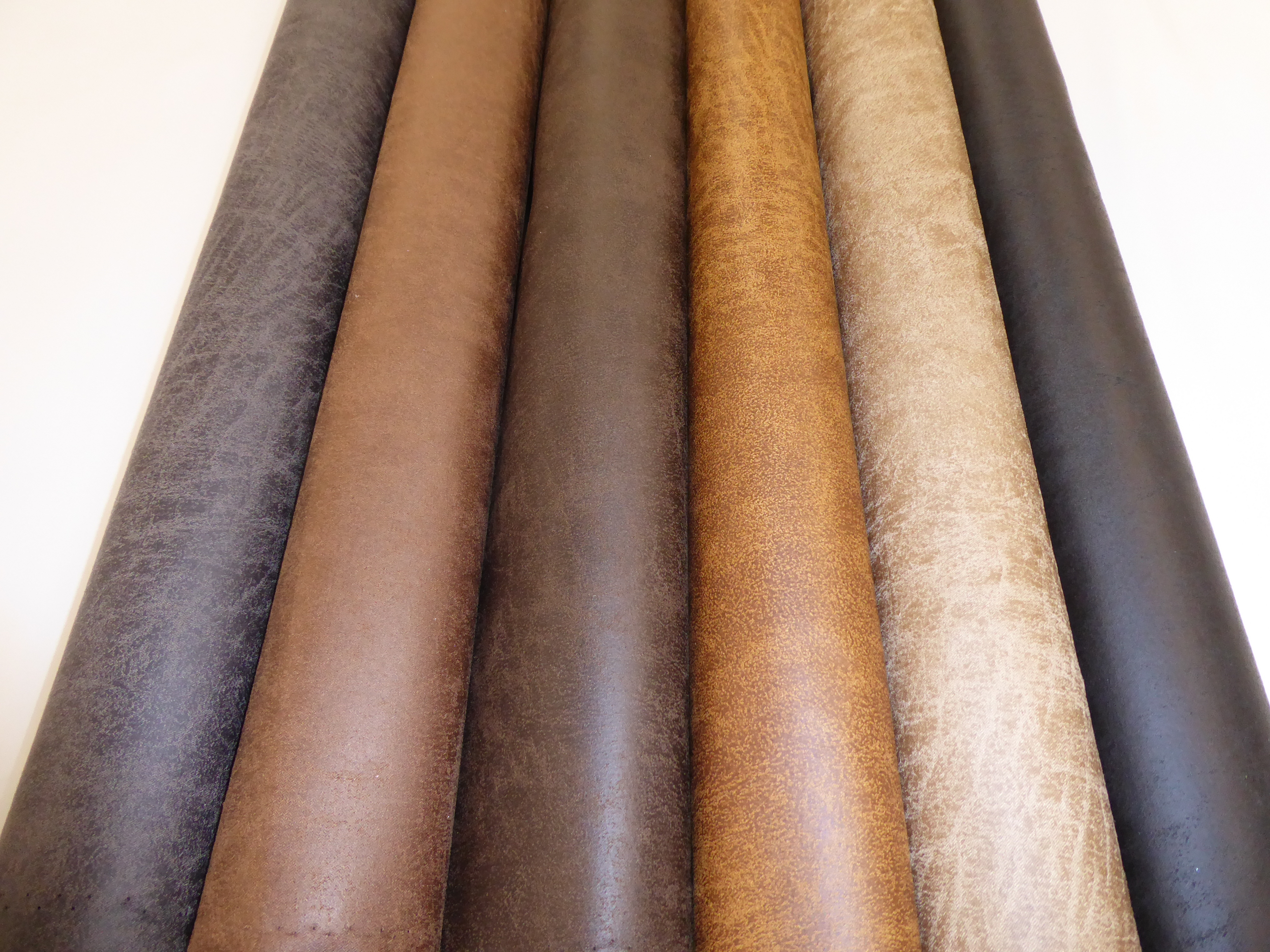 distressed faux leather upholstery fabric