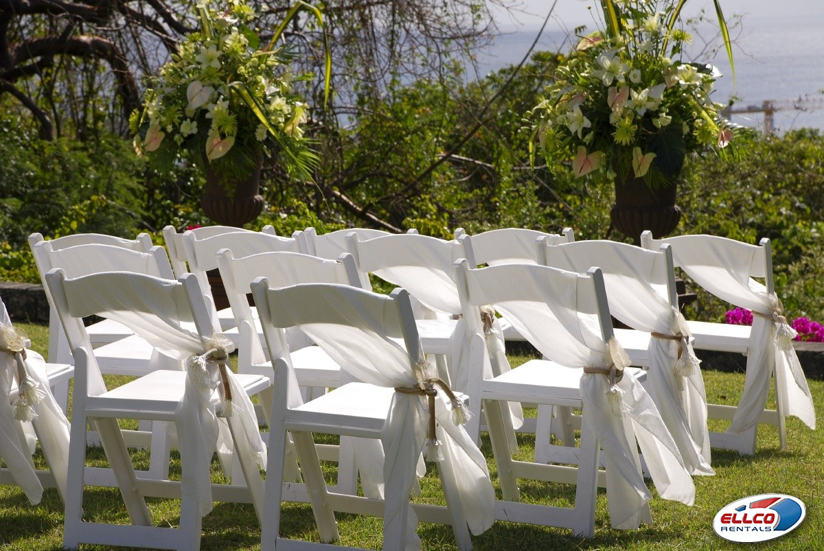 Wedding Chair Rentals Weddings At Ellco Rentals Event Equipment And Wedding