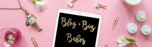 Blog, Blog and biz babes