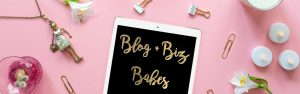Blog, Blog and biz babes