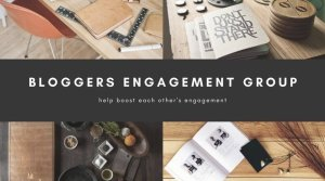 Blog, Bloggers Engagement Group