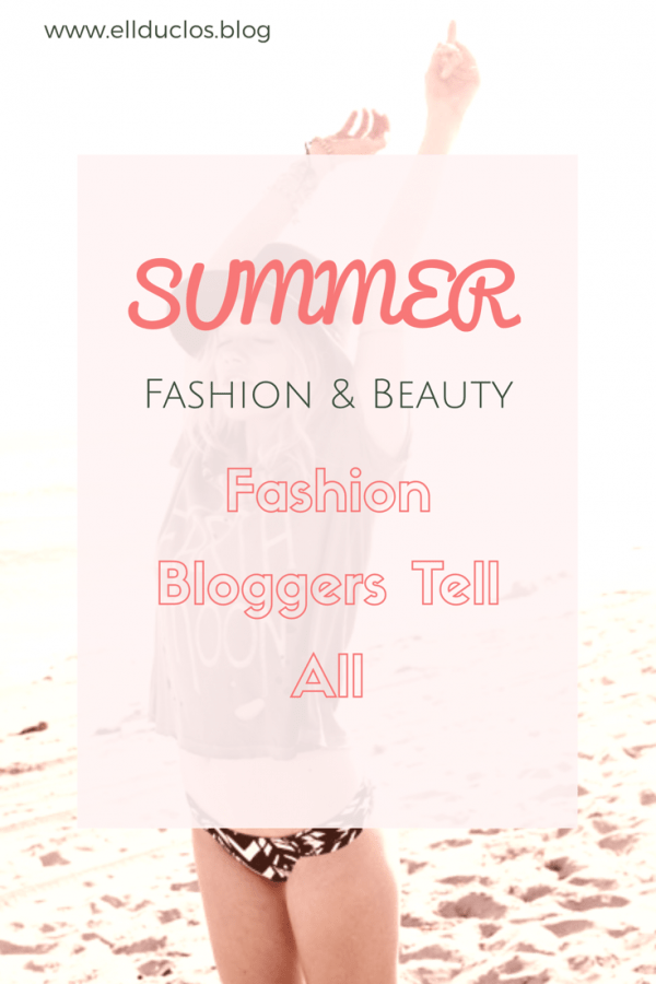 Style Sunday (Summer Edition) told by Fashion Bloggers
