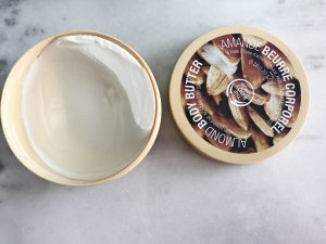 body shop butter