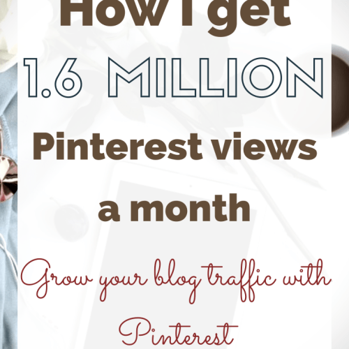 grow your pinterest and blog traffic