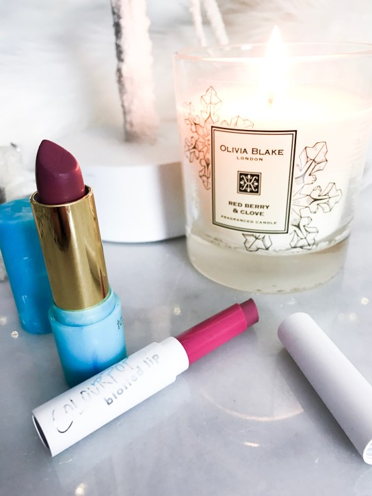 My winter must have mauve lipsticks