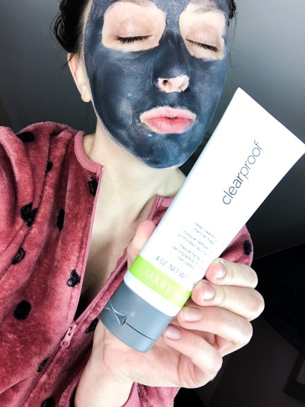 Say goodbye to oily skin and breakouts with this one charcoal face mask!