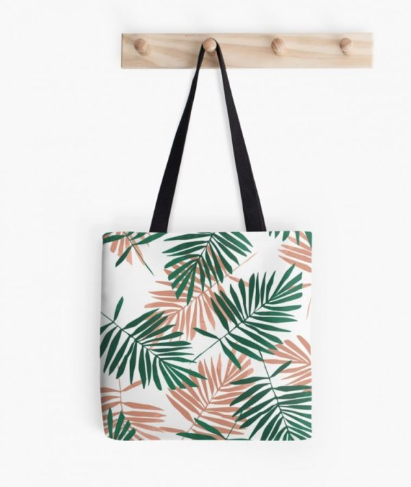 Boss Girl Palm - Tote Bag