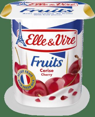 Elle Et Vire.com/fr : vire.com/fr, Cherry, Sterilised, Desserts