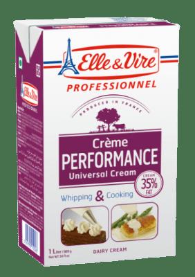Elle Et Vire.com/fr : vire.com/fr, Performance, Universal, Cream, Pastry, Bakery, Professionnel