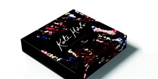Η Κέιτ Μος σχεδιάζει για το Sushi Shop  Η σταρ του μόντελινγκ δημιούργησε μια συσκευασία φαγητού για τη γαλλική αλυσίδα εστιατορίων σούσι.