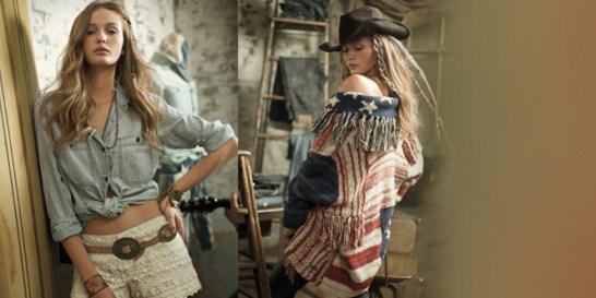 Η νέα ντένιμ συλλογή του οίκου Ralph Lauren  Το διάσημο brand κυκλοφόρησε μια εντυπωσιακή κολεξιόν για τη σεζόν Άνοιξη-Καλοκαίρι 2013.