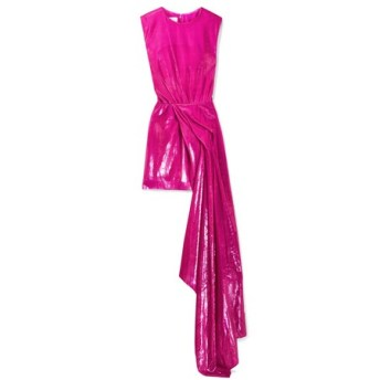 Ντραπέ φόρεμα, Halpern.