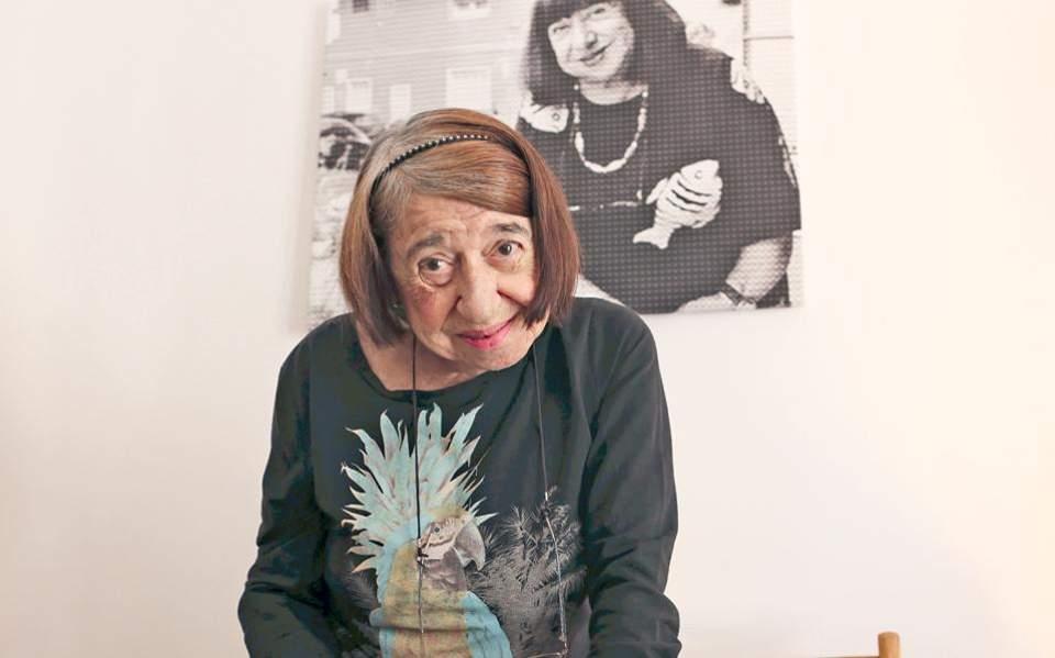 Έφυγε από τη ζωή η κορυφαία Ελληνίδα ποιήτρια Κατερίνα Αγγελάκη-Ρουκ