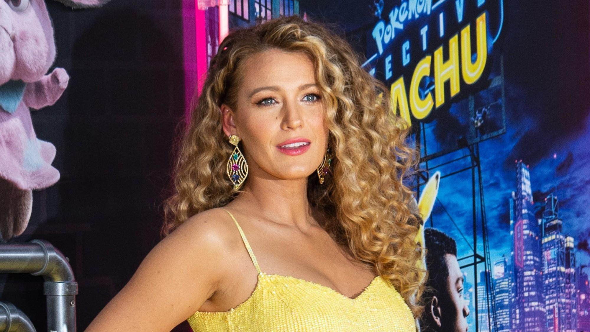 Είδες το νέο hair look της Blake Lively;
