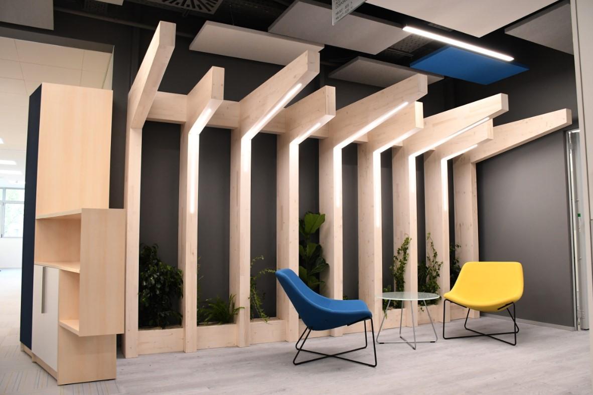 Η L'Oréal σέβεται το περιβάλλον – και το αποδεικνύουν και τα νέα γραφεία της #ELLEGREEN