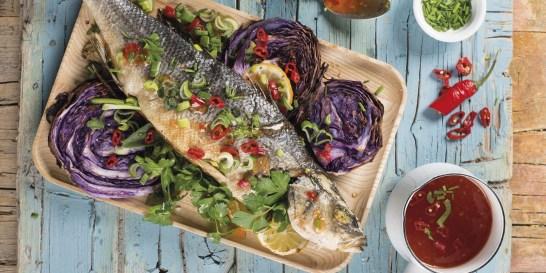 Δεν έχεις δοκιμάσει πιο νόστιμο ψάρι Με την σωστή μαρινάδα, ακόμα και η πιο απλή συνταγή απογειώνεται.