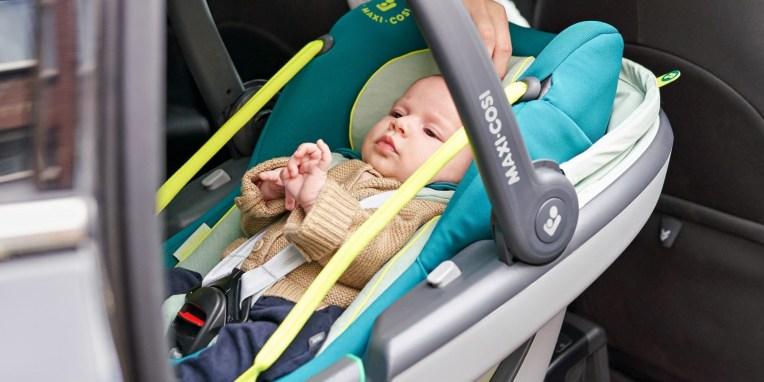 Η ασφάλεια του μωρού μας είναι η προτεραιότητά μας Ταξιδέψτε με το μωρό σας με ασφάλεια, με το νέο κάθισμα Coral i-size.