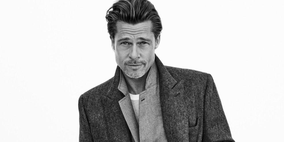Ο Brad Pitt στην πιο γοητευτική φάση της ζωής του