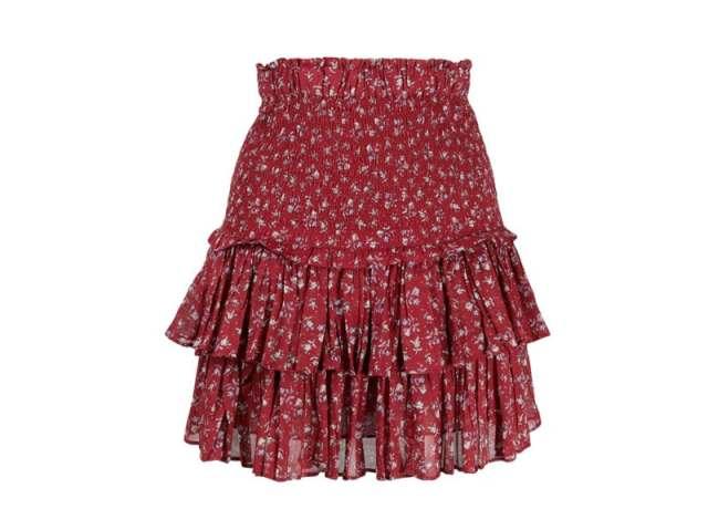 Φλόραλ φούστα, Etoile by Isabel Marant.