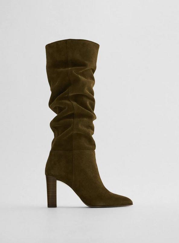 Σουέντ μπότα, Zara.