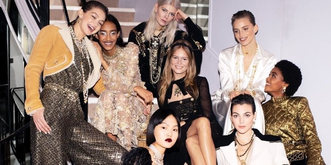 H Métiers d'art συλλογή του οίκου Chanel… έρχεται