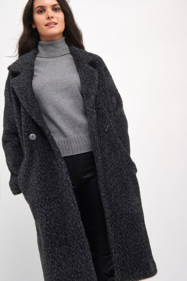 Παλτό, attrattivo.