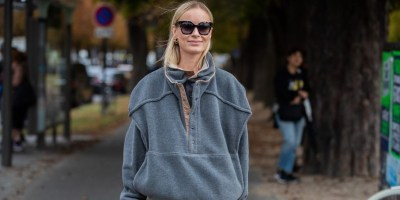 6 super stylish εμφανίσεις που θα σε πείσουν πως το φούτερ είναι η απόλυτη αγορά του χειμώνα