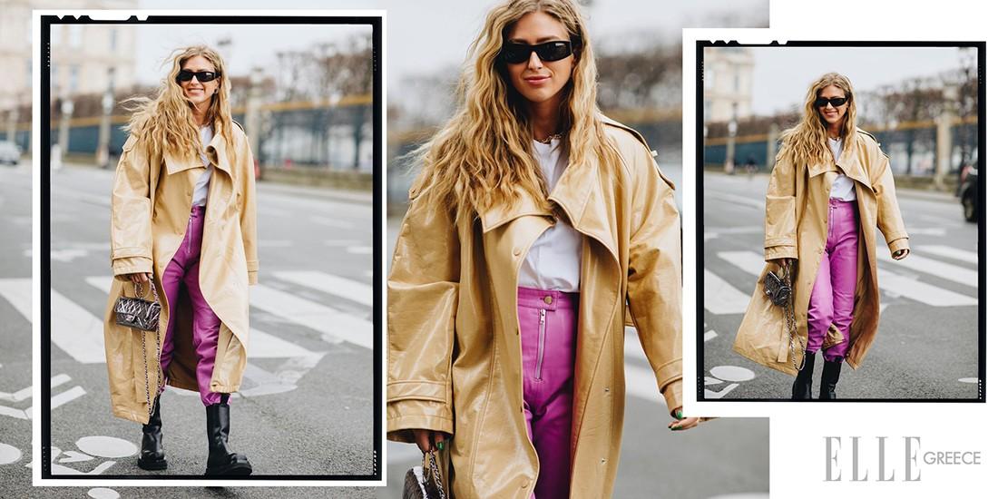 Αν δεν είναι το δερμάτινο παντελόνι απαραίτητη αγορά τώρα, τότε τι είναι;