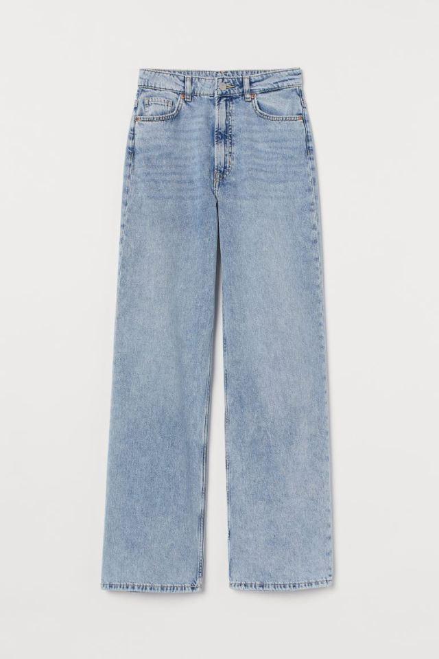 Τζην παντελόνι, H&M.