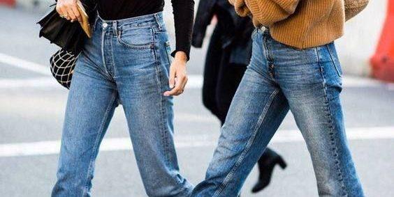 7 denim trends που ανακαλύψαμε τώρα στο street style