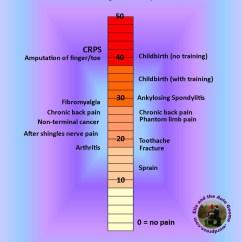 Fibromyalgia Pain Diagram 2007 Kia Sedona Wiring Ankylosing Spondylitis On The Mcgill Scale   Elle And Auto Gnome
