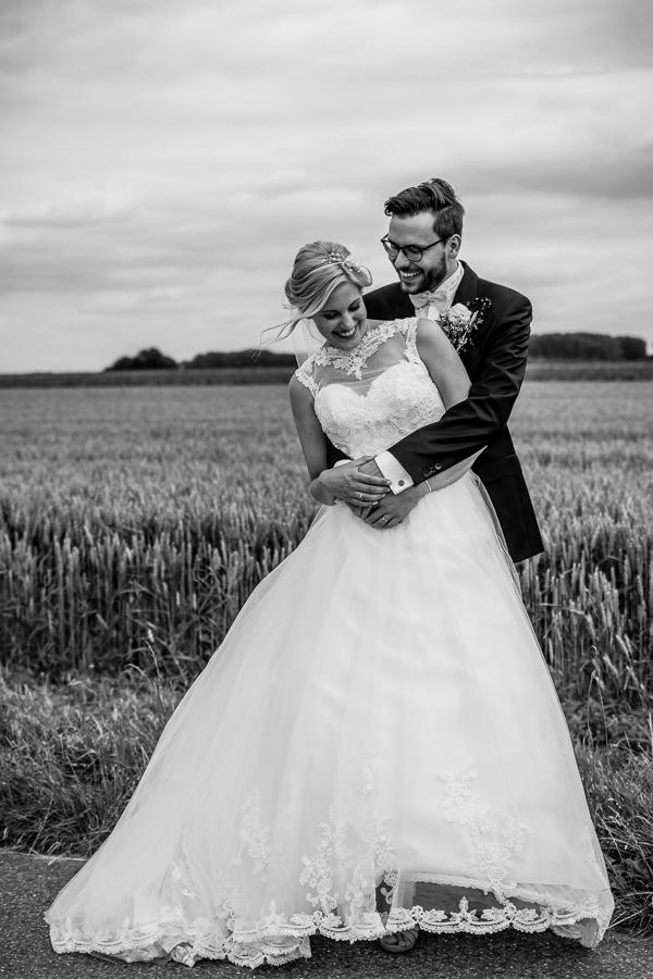 Hochzeit Brautpaarshooting