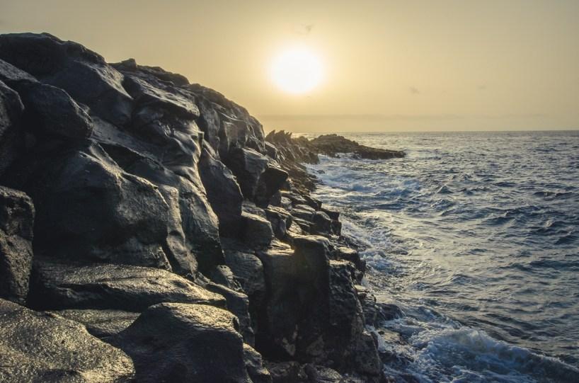 Sonnenaufgang Drachenschwanz Teneriffa